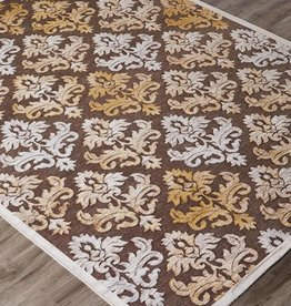 Fables Majestic Rug, Wild Dove Otter 9x12
