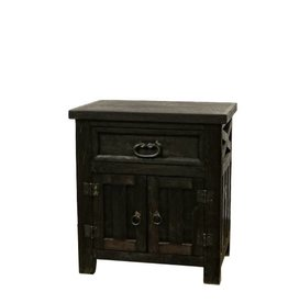 Chocolate Las Cruces Nightstand