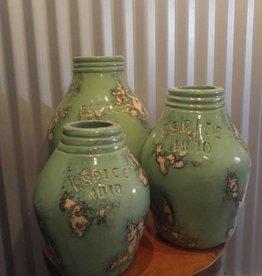 Dexter Jars-Set of 3
