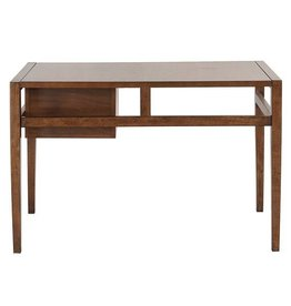 Scandi 2 Drawer Desk