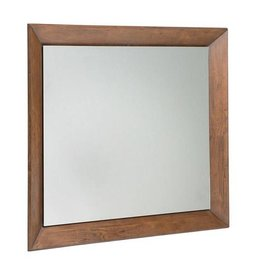 Cosmo Wooden Frame Mirror
