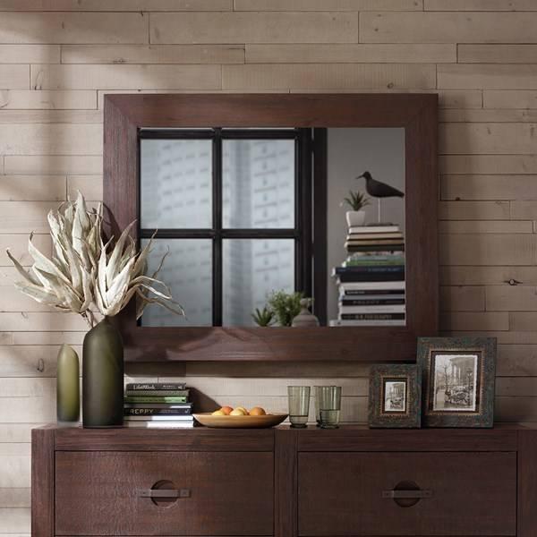 Monterey Wooden Frame Mirror - Beckman\'s