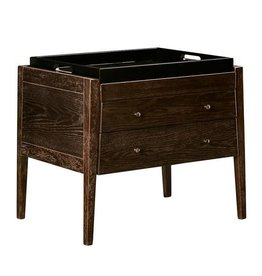 Joseph End Table with Removable Tray
