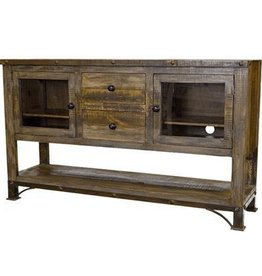 Urban Rustic TV Stand