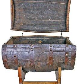 Whiskey Barrel Cooler