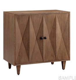 ADELINE 2 Door Accent Cabinet