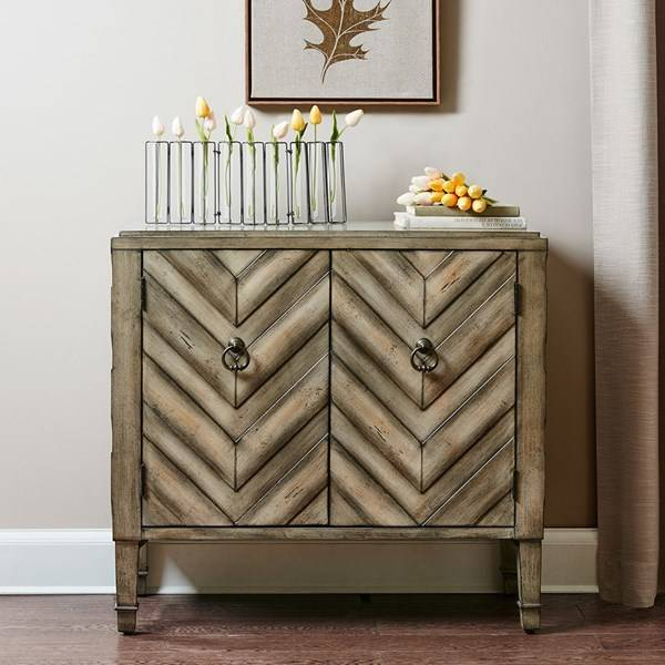 Dresden Chevron Accent Chest