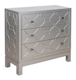 Fleming 3 drawer chest