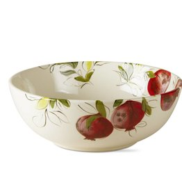 Pomegranate Serving Bowl