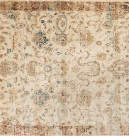Anastasia Collection  Antique Ivory Rust 2'7in. x 4'0in.