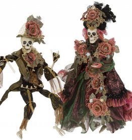 Pretty Passion Skeleton Pair