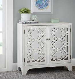 Lattice Accent Chest