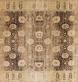 Anastasia Collection  Gold Coffee 1'6in x 1'6in.