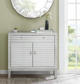 Mirror Stripe Accent Chest