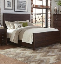 Coaster Lanchester Cocoa Queen Bed
