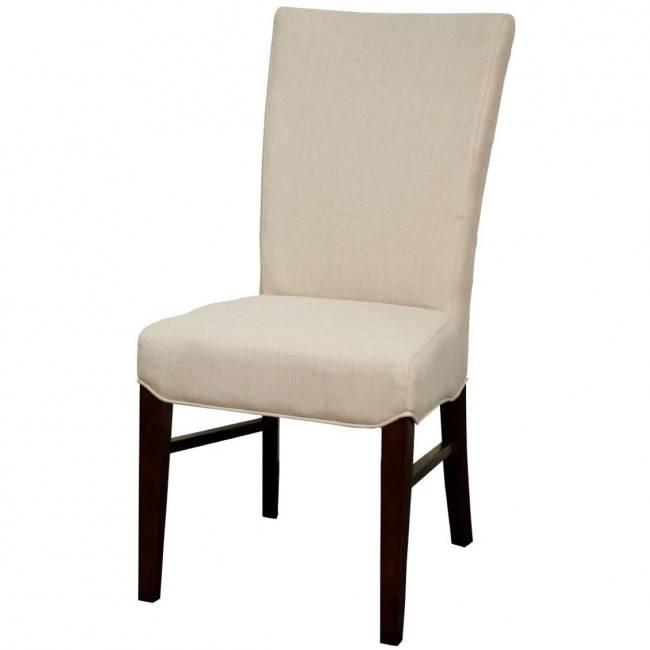 Milton Fabric Chair, Sand