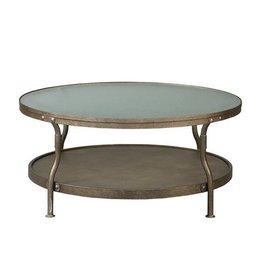 Cambridge Round Coffee Table