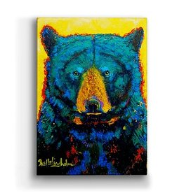 Aurora Bear Metal Box Art