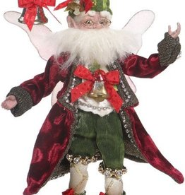 "Christmas Greetings Fairy sm 10.5"""