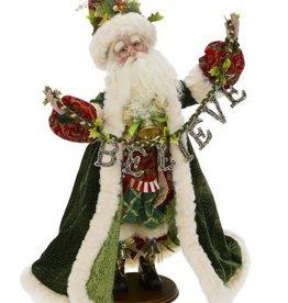 "Believe Santa 26"""