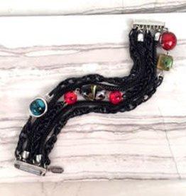 5 Row Chain Bracelet