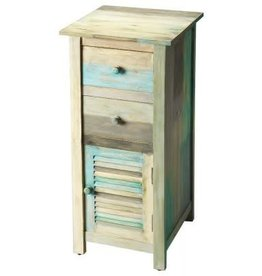 Butler Painted Wood Accent Chest