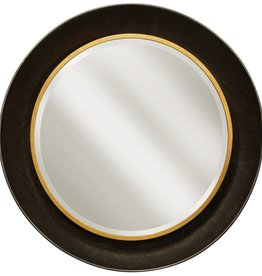 Worldly Beveled Mirror