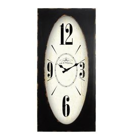 Yosemite Home Decor Speakeasy Spokes Wall Clock