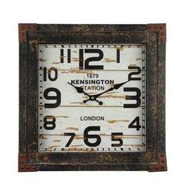Yosemite Home Decor Timetrack Wall Clock