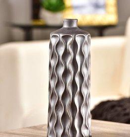 Porcelain Cylinder Vase-small
