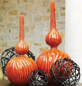 Mandarin Magura Vase--Medium