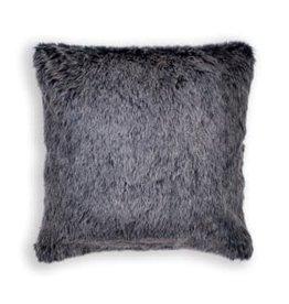 Grey Shepherd Pillow