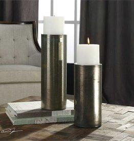 Amala Candleholders--Set/2