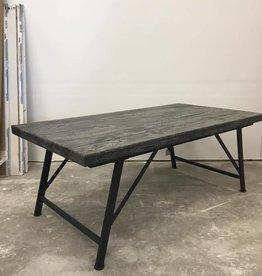 Cocktail Table/Metal Base