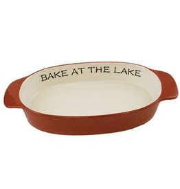"Beachcombers ""Bake at the Lake"" Casserole Dish"