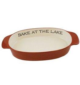 "Beachcombers ""Bake at the Lake"" Casserole Dish"
