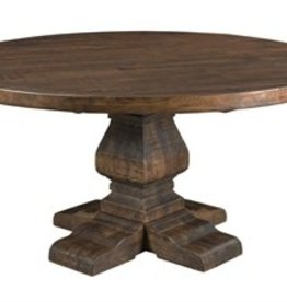 Coast To Coast Imports Woodbridge Round Dining Table