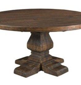 Coast To Coast Imports Woodbridge Round Dining Table