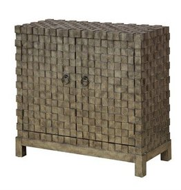 Stacked Block Cabinet