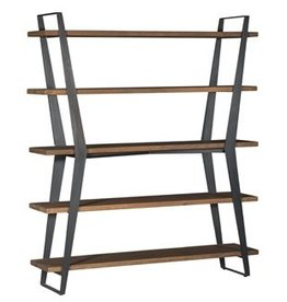Coast To Coast Imports 5 Shelf Bookcase / 2 CTN