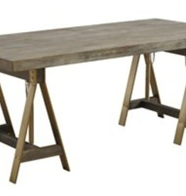 Coast To Coast Imports Adjustable Dining Desk