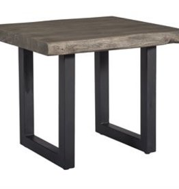 Coast To Coast Imports Acacia End Table
