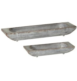 Galvanized Trough S/2