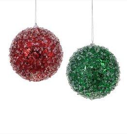 Sparkle Ornament--GREEN