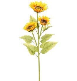 "Raz Imports 42"" Sunflower Stem"