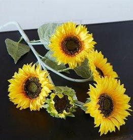 "Raz Imports 36"" Sunflower Spray"