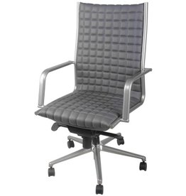 Randy Office Chair / Rocky Gray