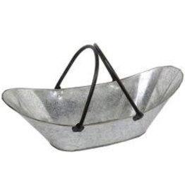 Privilege Large Aluminum Basket