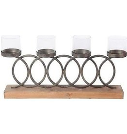 Privilege 4 Tier Candle Holder