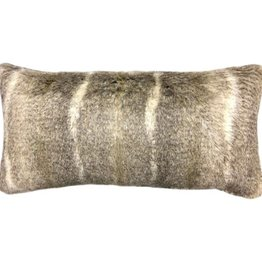 Harp & Finial Aztec Bolster Pillow